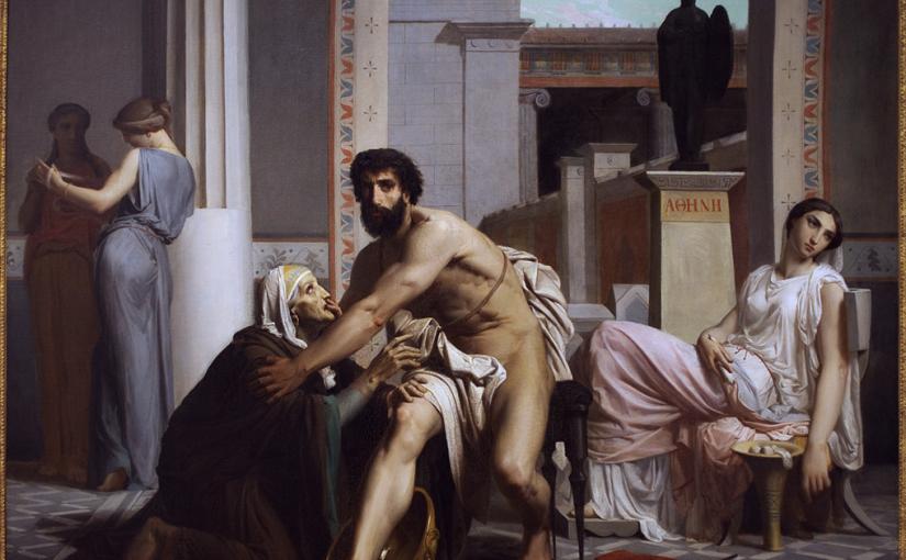 Джеймс Хиллман. Раны Пуэра и Шрам Одиссея. Часть 2. Контейнирование / Дионис / Одиссей / Заключение
